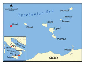 Alicudi Aeolian Islands vacations holiday tourism