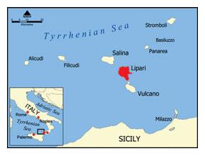 Lipari, Aeolian Islands Archipelago